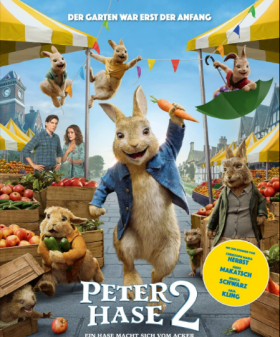 فيلم Peter Rabbit 2 2021 مترجم