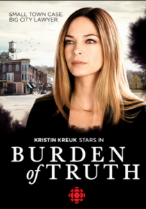 مسلسل Burden of Truth كامل