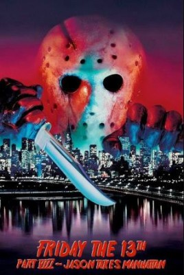 مشاهدة فيلم Friday the 13th Part VIII Jason Takes Manhattan 1989 مترجم