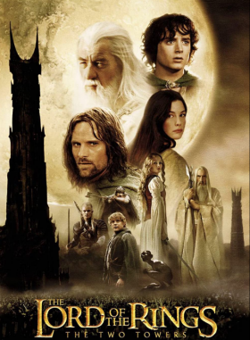 فيلم The Lord of the Rings The Two Towers 2002 مترجم