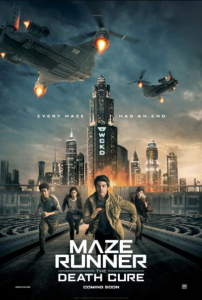 مشاهدة فيلم Maze Runner The Death Cure 2018 مترجم BluRay