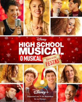 فيلم High School Musical The Musical The Holiday Special 2020 مترجم