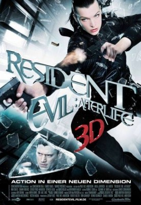 فيلم Resident Evil Afterlife كامل مترجم