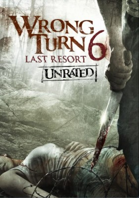 فيلم Wrong Turn 6 Last Resort كامل HD