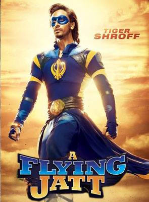 فيلم A Flying Jatt 2016 كامل مترجم