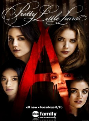 مسلسل Pretty Little Liars