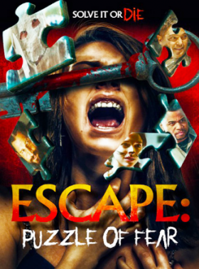 فيلم Escape Puzzle of Fear 2020 مترجم