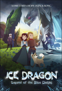 مشاهدة فيلم Ice Dragon Legend of the Blue Daisies 2018 مترجم