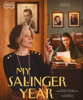 فيلم My Salinger Year 2020 مترجم