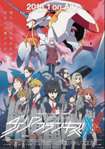 انمي Darling in the FranXX