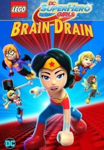 مشاهدة فيلم Lego DC Super Hero Girls Brain Drain 2017 مترجم
