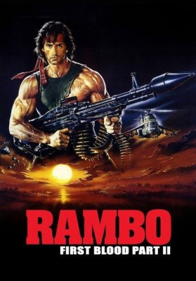 فيلم Rambo First Blood Part II كامل مترجم