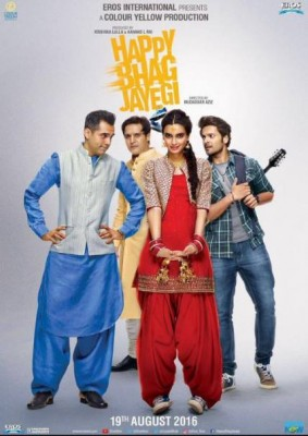 فيلم Happy Bhaag Jayegi مترجم