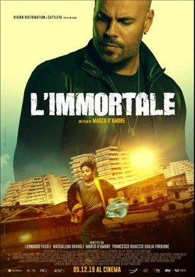 فيلم The Immortal 2019 مترجم