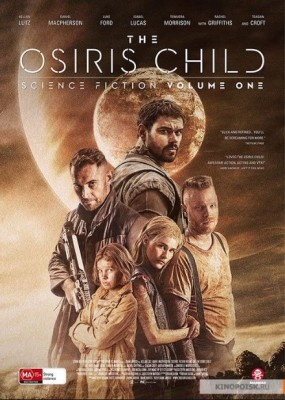 مشاهدة فيلم The Osiris Child Science Fiction Volume One 2017 مترجم
