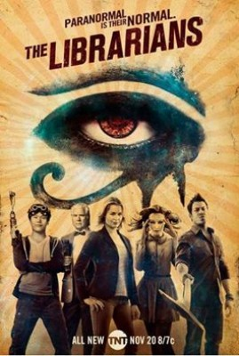 مسلسل The Librarians الموسم 3