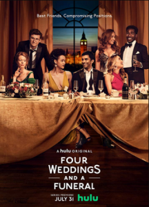 مسلسل Four Weddings and a Funeral الموسم 1