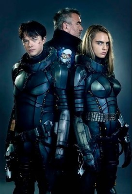 مشاهدة فيلم Valerian and the City of a Thousand Planets مترجم