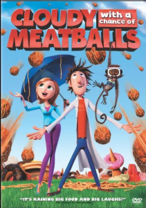 مشاهدة فيلم Cloudy with a Chance of Meatballs 2009 مترجم