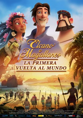 مشاهدة فيلم Elcano And Magallanes First Trip Around the World 2019 مترجم
