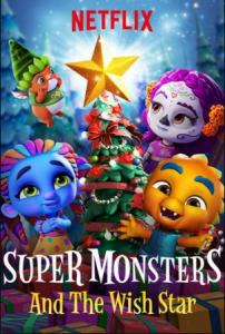 مشاهدة فيلم Super Monsters and the Wish Star 2018 مدبلج