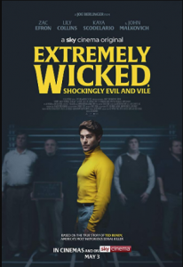 مشاهدة فيلم Extremely Wicked Shockingly Evil and Vile 2019 مترجم