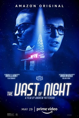 فيلم The Vast of Night 2019 مترجم