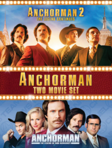 مشاهدة فيلم Anchorman 2 The Legend Continues 2013 مترجم BluRay