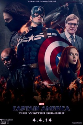 مشاهدة فيلم Captain America The Winter Soldier 2014 مترجم