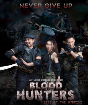 فيلم Blood Hunters Rise of the Hybrids 2019 مترجم