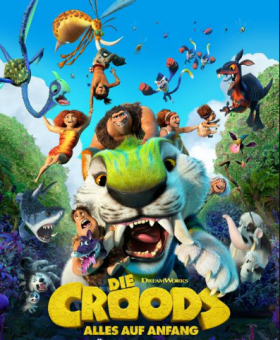 فيلم The Croods A New Age 2020 مترجم
