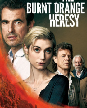 فيلم The Burnt Orange Heresy 2019 مترجم