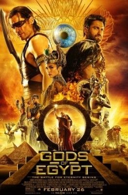 فيلم الاكشن Gods of Egypt 2016