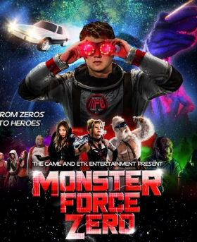 فيلم Monster Force Zero 2020 مترجم