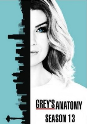 مسلسل Greys Anatomy الموسم 13