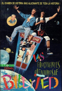 مشاهدة فيلم Bill And Teds Excellent Adventure 1989 مترجم