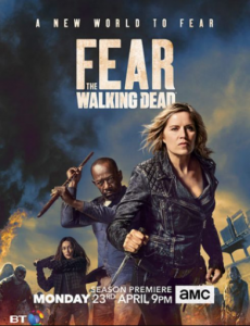 مسلسل Fear the Walking Dead الموسم 4
