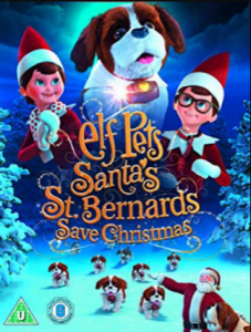 مشاهدة فيلم Elf Pets Santas St Bernards Save Christmas 2018 مترجم