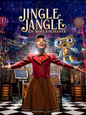 فيلم Jingle Jangle A Christmas Journey 2020 مترجم