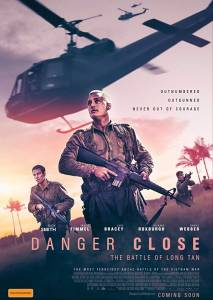 مشاهدة فيلم Danger Close The Battle of Long Tan 2019 مترجم
