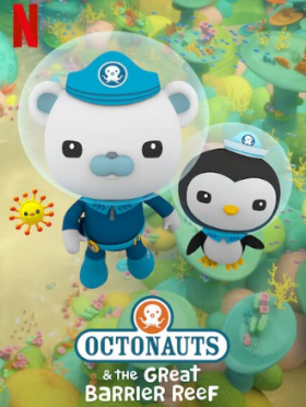 فيلم Octonauts and the Great Barrier Reef 2020 مترجم