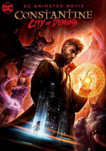 مشاهدة فيلم Constantine City of Demons The Movie 2018 مترجم