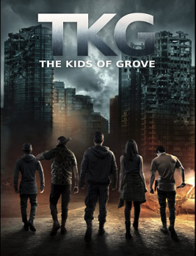 فيلم TKG The Kids of Grove 2020 مترجم