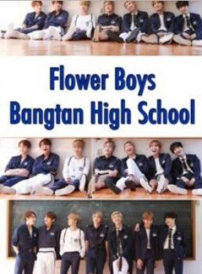 مسلسل Flower Boys Bangtan High School