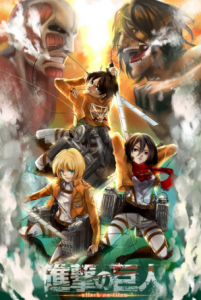انمي Attack on Titan 3