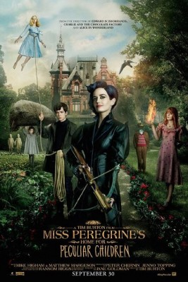 فيلم Miss Peregrines Home For Peculiar Children كامل