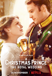 مشاهدة فيلم A Christmas Prince The Royal Wedding 2018 مترجم