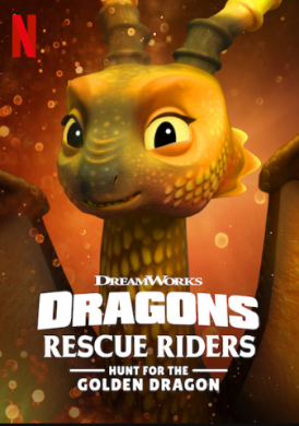 فيلم Dragons Rescue Riders Hunt for the Golden Dragon 2020 مترجم