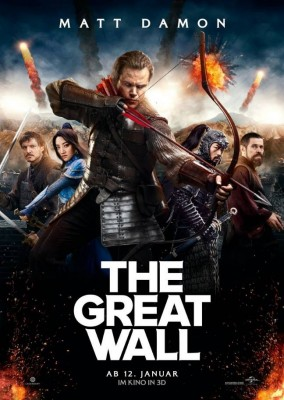 فيلم The Great Wall 2016 كامل مترجم