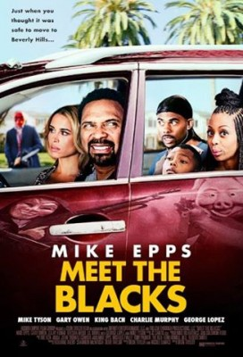 فيلم Meet the Blacks 2016 مترجم